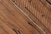 Diagonal Weathered Wood Background