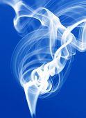 White Incense Smoke