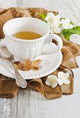 Cup Of Jasmine Tea