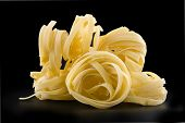 Heap Raw Dry Nest Pasta