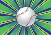 Baseball Ball Background
