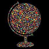Forma del globo