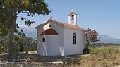 Church near Xerosterni in Crete, Greece