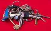 slide keys