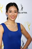 LOS ANGELES - AUG 12:  Constance Wu at the Dynamic & Diverse:  A 66th Emmy Awards Celebration of Div