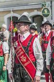 Salzburger Dult Festzug At Salzburg, Austria