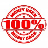Money Back Stamp