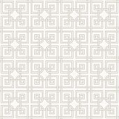stock photo of traditional  - Tangled modern pattern based on traditional oriental patterns - JPG