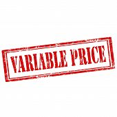 Variable Price-stamp