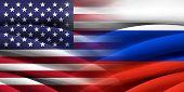 USA vs Russia.