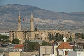 The Selimiye Mosque In Nicosia , Cyprus Island