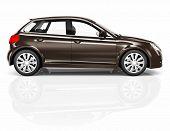 Car Sedan Automobile Transportation Automotive Drive Contemporary Concept
