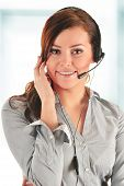 Call Center Operator. Customer Support. Help Desk.