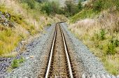 Narrow  Gauge Rail Track
