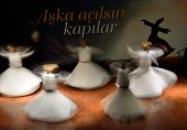 Whirling Dervish (semazen)