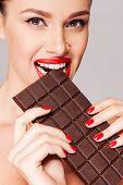Always Choosing Chocolate.