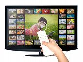 Video On Demand VOD Service On TV