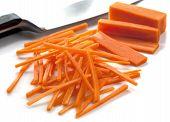 Cutting Karotten