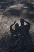 Happy Couple Shadow