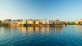 picture of greek-island  - Corfu town  - JPG