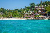 foto of koh phi-phi  - Phi Phi Island - JPG