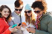 stock photo of teenagers  - people - JPG