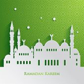picture of ramadan mubarak  - Ramadan greetings - JPG