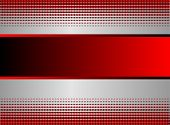 foto of grids  - Red texture background - JPG