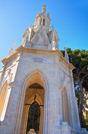 foto of calvary  - Image of the Calvary Church of Molfetta - JPG