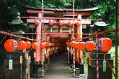 Japanese Red Gates