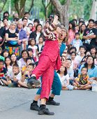 International Street Show In Bangkok 2010