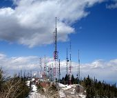 Transmitter Towers