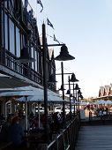 Restaurante Boardwalk