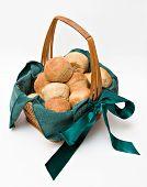 Basket Of Dinner Rolls