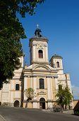 foto of banska  - Parish church in Banska Stiavnica - JPG