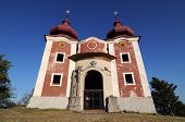 stock photo of banska  - Calvary in summer  - JPG