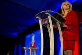 NEW ORLEANS, LA - JUNE 17: Sharon Day, Republican National Committee co-chair, addresses the Republi