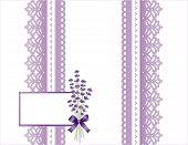 Lavender & Lace Present