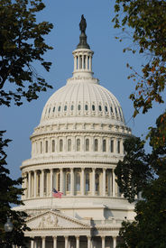 picture of lobbyist  - United States Capitol where the seat of government for the United States Congress the legislative branch of the U - JPG