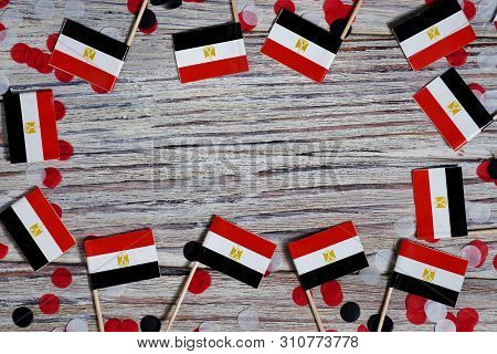 poster of National Day Of Egypt On 23 July. Revolution Day. The Concept Of Veterans Day Or Memorial Day . Egyp