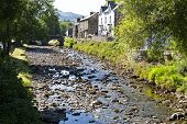 Beddgelert Is A Village And Community In The Snowdonia Area Of Gwynedd, Wales. The Population Of The poster