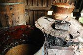 Home made moonshine boiler