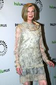 BEVERLY HILLS, CA - MARCH 9: Susan Sullivan arrives at the 2012 Paleyfest
