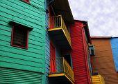 Houses In La Boca