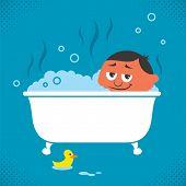 Bathtub Relaxation