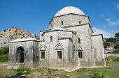 Lead Mosque is an Ottoman architecture in Shkoder, Albania