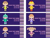 set of tags with children
