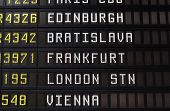 Flights In Europe