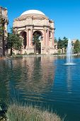 Exploratorium And Palace Of Fine Arts In San Francisco.