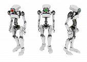 Slim Robot, 3